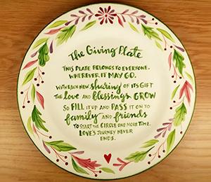 Hillsboro The Giving Plate