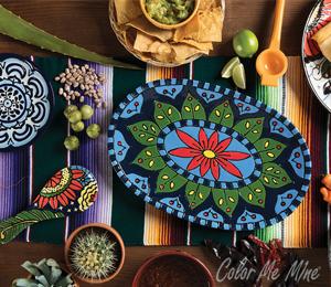 Hillsboro Talavera Tableware